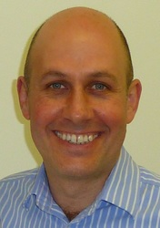 Chris Townshend, dentist in Mold Flintshire