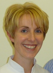 Judith Townshend, dentist in Mold Flintshire